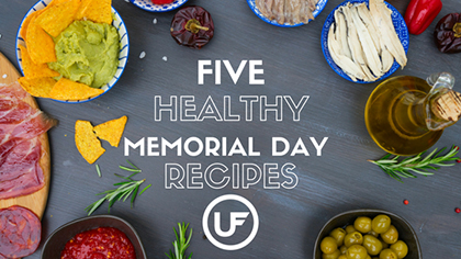 5 Healthy Memorial Day Recipes