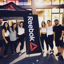 COACHES reebok event photo